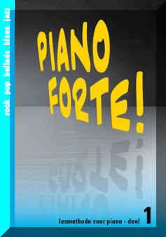 Cover Piano Forte! deel 1